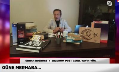 Orhan Bozkurt ile Güne Merhaba 14 Nisan 2020