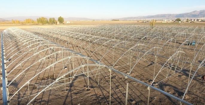 Aziziye Belediyesi'nden tarımda model olacak yatırım