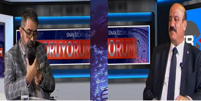 Başkan Sekmen'den, İYİ Partili Kırkpınar'a şok sözler!
