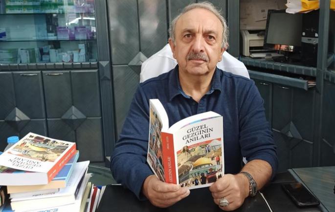 Erdal Güzel'in beşinci güzel kitabı okuyucularla buluştu
