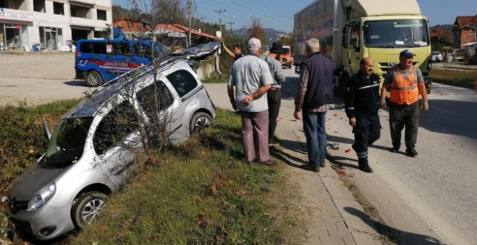 Erzurum'da 9 ayda bin 596 trafik kazası yaşandı