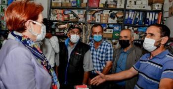 Akşener'den Afgan çıkışı: Beka sorunu