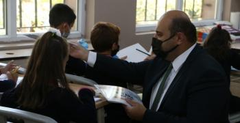 Aziziye'den çocuklara Erzurum'a özel boyama kitabı