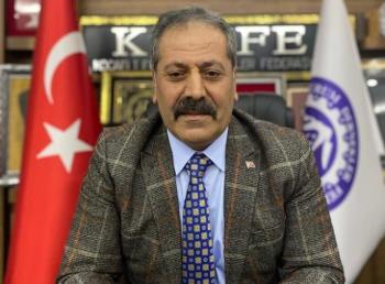 Başkan Dursun'dan 'Soykırım' tanımlamasına sert tepki