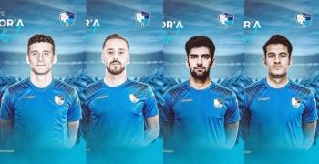 BB Erzurumspor'dan 4 transfer
