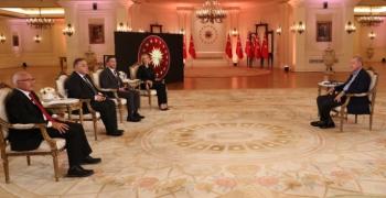Erdoğan: Türkiye yol geçen hanı değildir