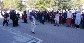 Erzurum'da ders zili çaldı