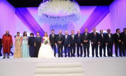 Erzurum eski Milletvekili Ak Parti'li Ilıcalı'nın mutlu günü