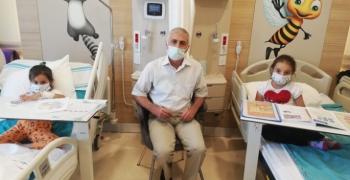 Hastanede yüz yüze eğitim