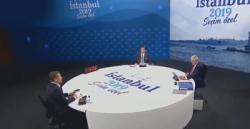 İşte İstanbul seçimleri öncesi tarihi buluşmanın  soru ve cevapları!