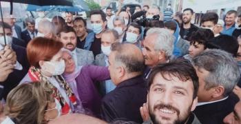 Meral Akşener Erzurum'da