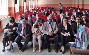 Murat Demirtaş Kütüphanesi Hınıs'ta açıldı