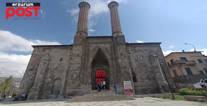 Çifte Minareli Medrese, müze oldu