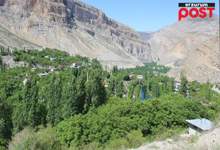 Erzurum'da 'emeğin' mucizesi!